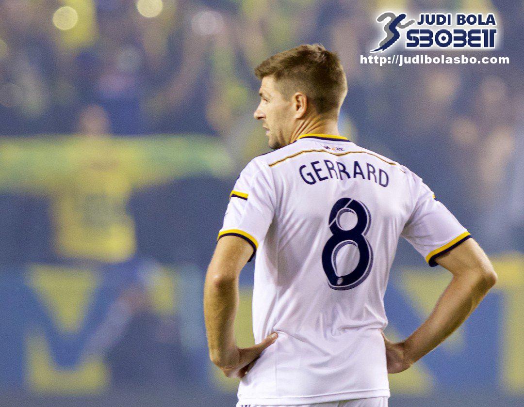 Keputusan Gerrard Untuk Gantung Sepatu