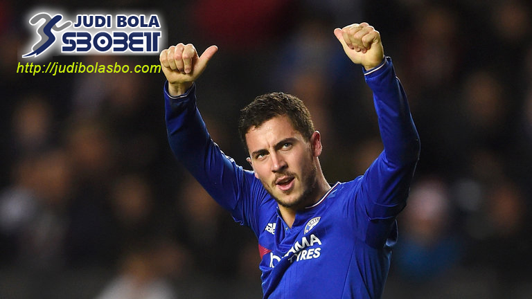 Eden Hazard menegaskan, Man City dan Liverpool
