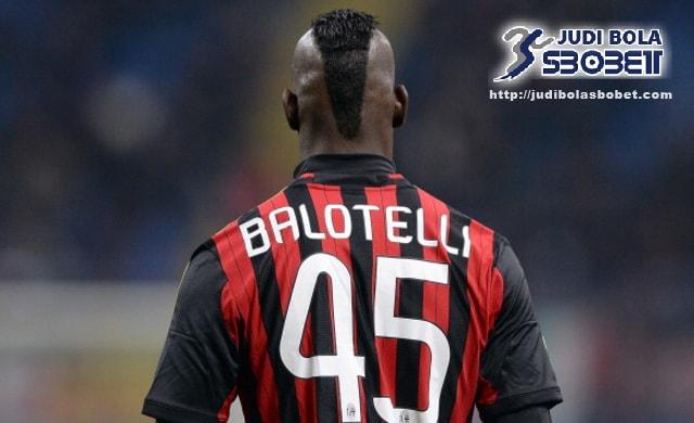 Balotelli Telah Menutup Pintu Rapat-Rapat Untuk Liverpool