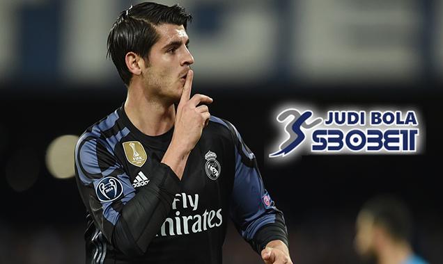 Alvaro Morata Bantah Akan Gabung Dengan AC Milan