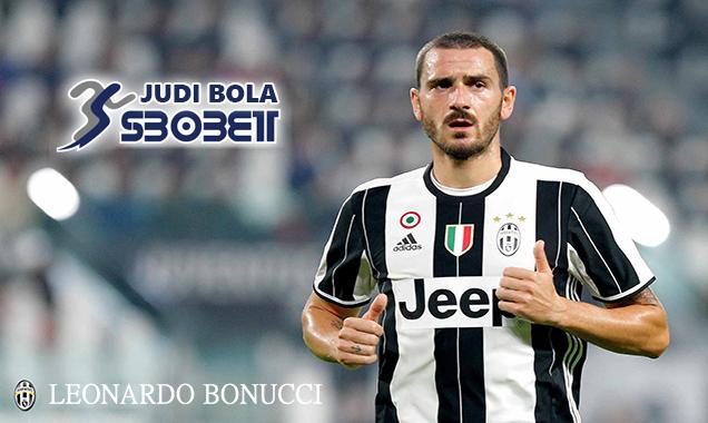 Bonucci Tolak Tawaran Dari Conte Untuk Gabung Chelsea