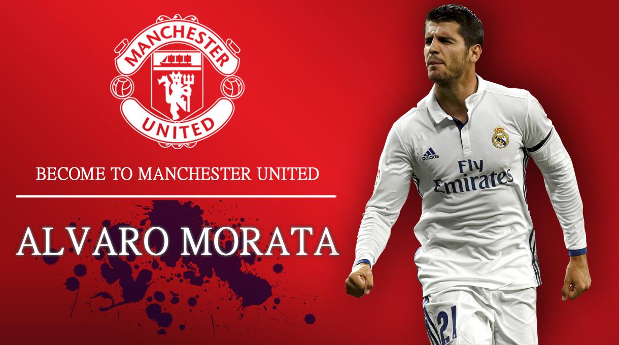 Jika Morata Bersedia Pindah, Manchester United Siap Beri Gaji Fantastis(1)