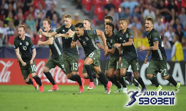 Kalahkan Inggris Lewat Adu Penalti, Jerman Masuk Final