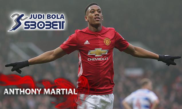 Martial Bantah Untuk Tinggalkan Manchester United