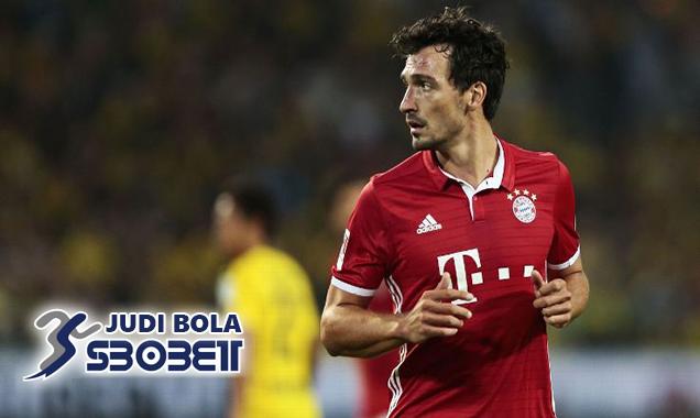 Mats Hummels Tidak Ingin Menutup Peluang Untuk Kembali Lagi Ke Borussia Dortmund