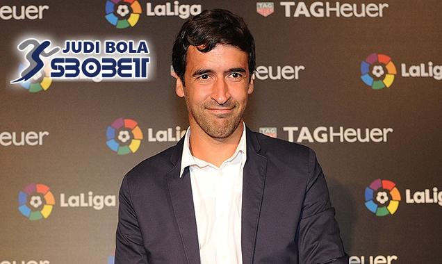 Raul Real Madrid Harus Tetap Tingkatkan Ketajamannya Dalam Bermain