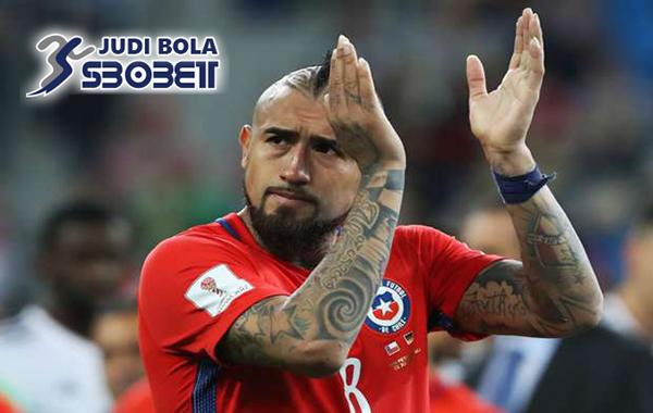 Chile Kalah Dari Jerman, Vidal Bantah Untuk Salahkan Rekannya