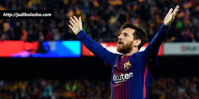Di El Clasico, Messi Berhasil Catatkan Rekor Gol Baru