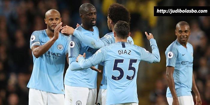 Manchester City Cuma Kehilangan 14 Poin di Musim Ini