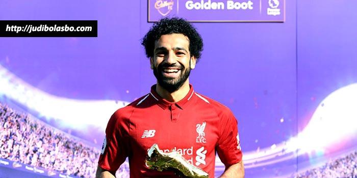 Mohamed Salah Resmi Jadi Top Skor Premier League 2017-2018