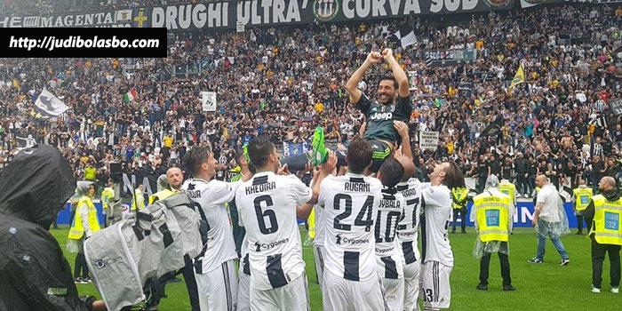 Pintu Juventus Akan Selalu Terbuka Untuk Buffon