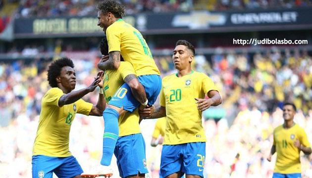 hasil pertandingan brasil vs austria - agen bola piala dunia 2018
