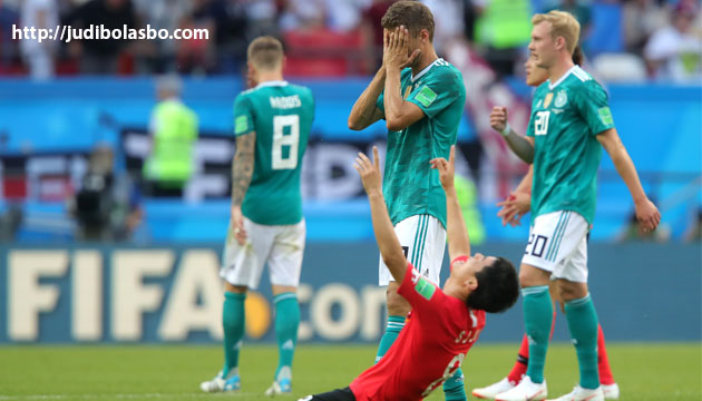korsel taklukan jerman - agen bola piala dunia 2018