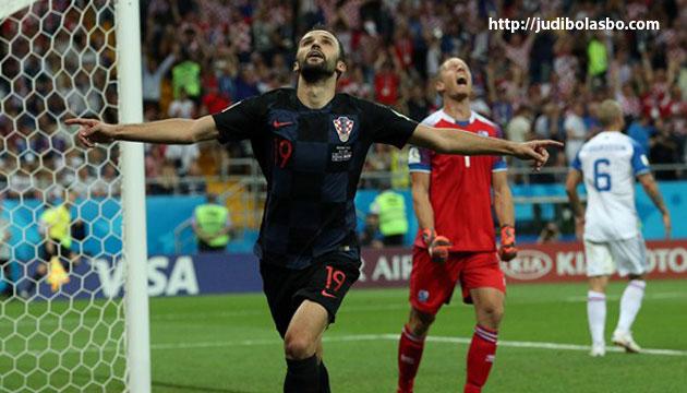 kroasia sempurna di fase grup - agen bola piala dunia 2018