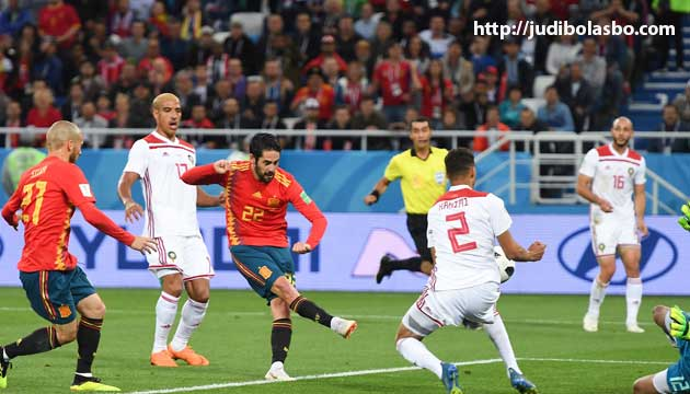 maroko gagal lolos ke 16 besar - agen bola piala dunia 2018