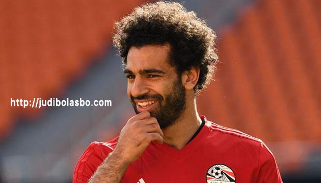 muhamed salah akan bermain - agen bola piala dunia 2018