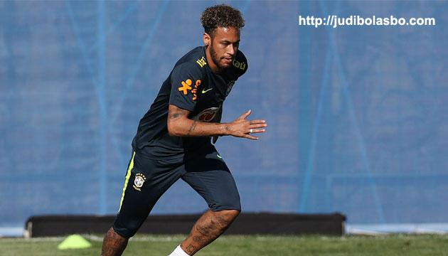 neymar bisa bermain lawan swiss, menghentikan neymar itu mustahil - agen bola piala dunia 2018