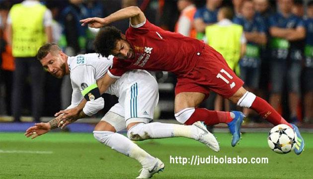 ramos klaim cedera salah tak serius - agen bola piala dunia 2018