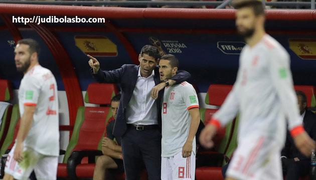spanyol tetap fokus melawan maroko, meskipun sudah tersingkir - agen bola piala dunia 2018