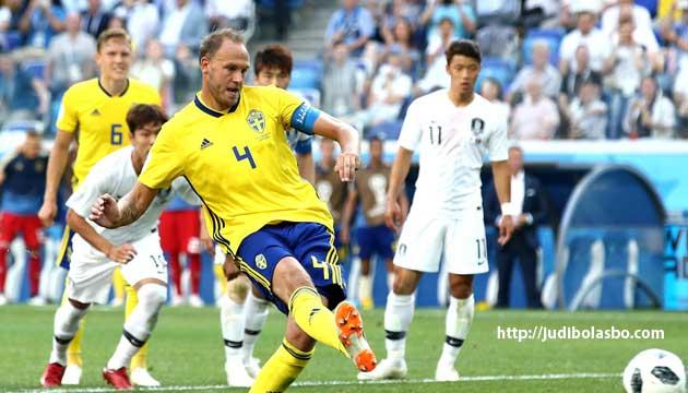 swedia berpeluang lolos ke 16 besar tidak boleh terlalu pede melawan jerman - agen bola piala dunia 2018