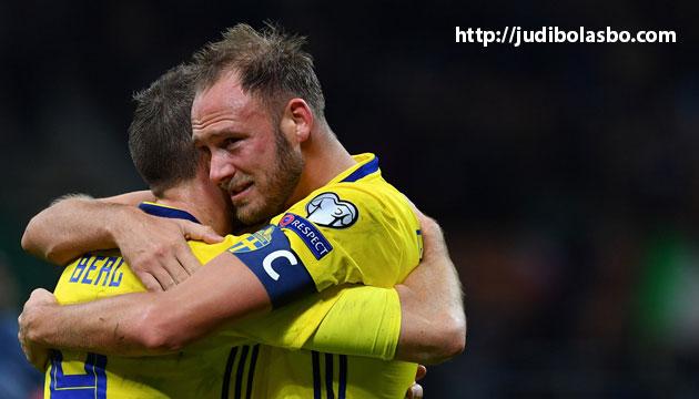 swedia optimis menang melawan jerman - agen bola piala dunia 2018