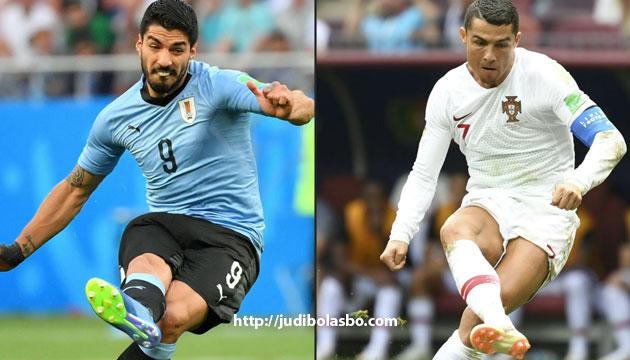 tabarez yakin dapat hentikan ronaldo - agen bola piala dunia 2018