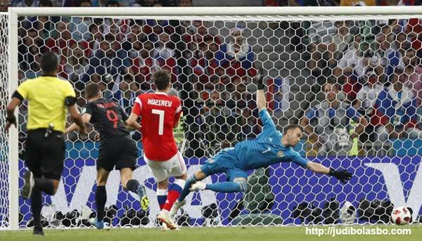 kroasia kalahkan rusia dengan adu penalti - agen bola piala dunia 2018