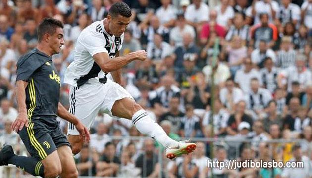 debut ronaldo - agen bola terpercaya