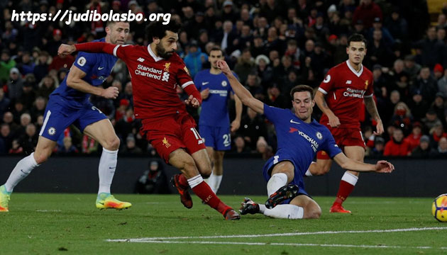 League Cup : Liverpool vs Chelsea 27 September 2018 - Agen Bola Terpercaya