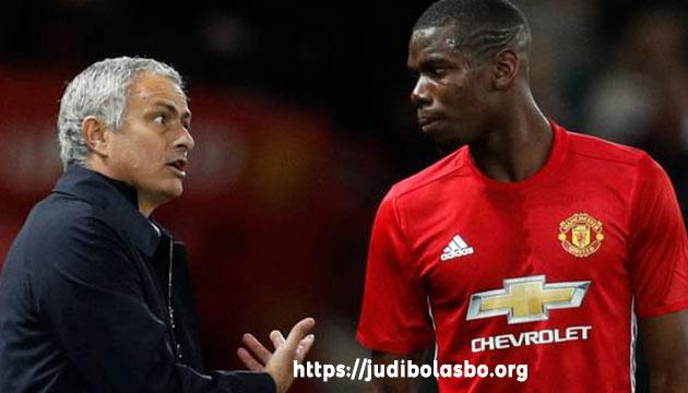 mourinho akui copot status kapten pogba - agen bola terpercaya