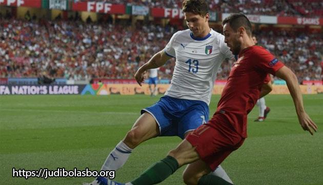 UEFA Nations League : Portugal Sukses Taklukan Italia - Agen Bola Terpercaya